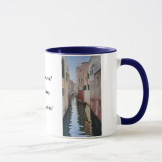 "Mug ""Canaux vénitiens """