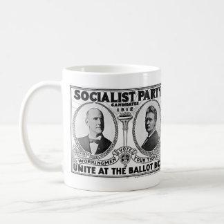 Mug Candidats 1912 de Parti Socialiste