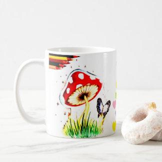Mug Canette de champignon
