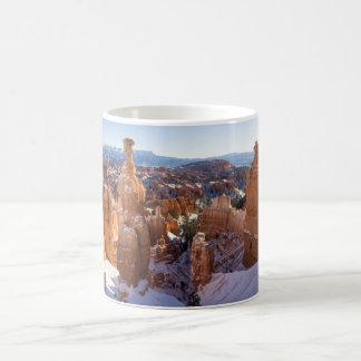 Mug Canyon de Bryce, le marteau du Thor