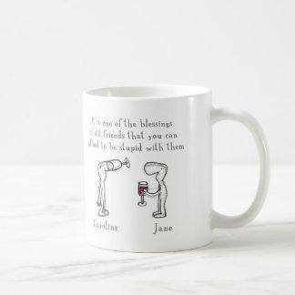Mug Caroline et Jane