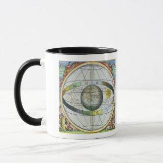 Mug Carte des constellations chrétiennes, 'du Celesti