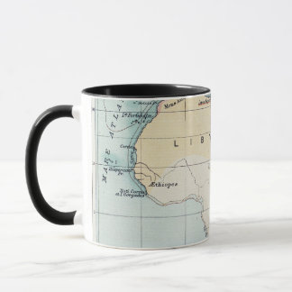 MUG CARTE : EMPIRE PHÉNICIEN