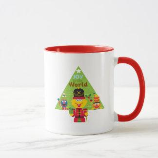 Mug Casse-noix de Sesame Street