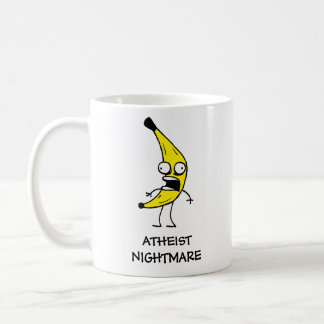 Mug Cauchemar athée
