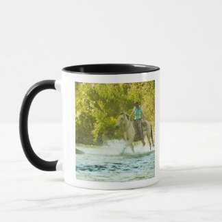Mug Cavalier de Horseback 16