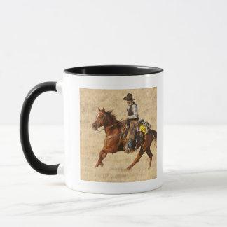 Mug Cavalier de Horseback 8