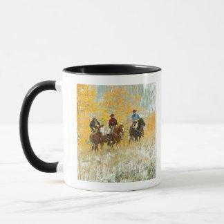 Mug Cavaliers de Horseback 7