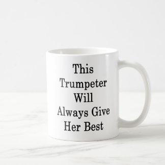 Mug Ce trompettiste donnera toujours son meilleur