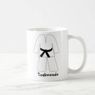 Mug Ceinture noire de karaté du Taekwondo