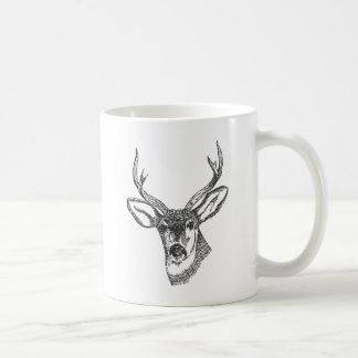 Mug Cerfs communs