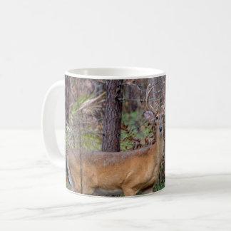 Mug Cerfs communs dans les bois