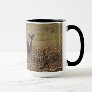 Mug Cerfs communs de Blanc-Queue