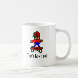 Mug C'est comment je roule
