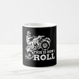Mug C'est comment je roule - ATV (tout le véhicule de