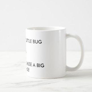 """Mug """"C'est conscience de la maladie de Lyme seulement"""