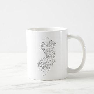Mug C'est le Jersey