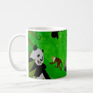 Mug C'est une jungle