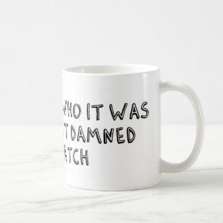 Mug C'était ce Sasquatch