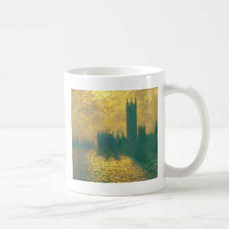 Mug Chambres du Parlement par Claude Monet