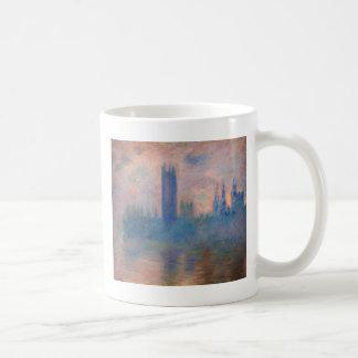 Mug Chambres du Parlement, Westminster par Claude