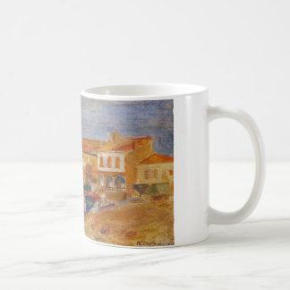 Mug Chambres par la mer par Pierre-Auguste Renoir
