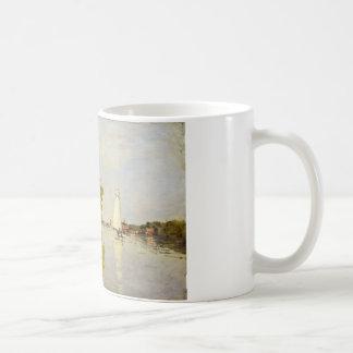 Mug Chambres sur l'Achterzaan par Claude Monet