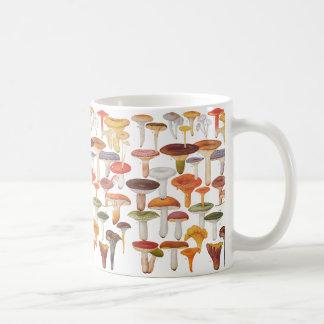 Mug Champignons de champignons de paris de Les