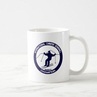 Mug Champion incliné 1984 de Chinois international