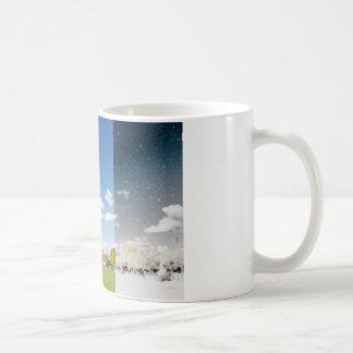 Mug Changement de saison à Paris