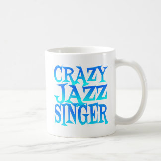 Mug Chanteur fou de jazz