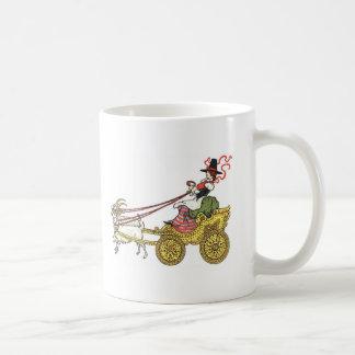 Mug Chariot de chèvre