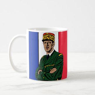 Mug Charles de Gaulle