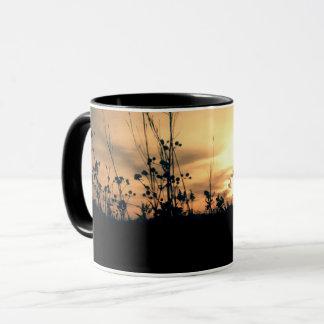 Mug chasse des couchers du soleil