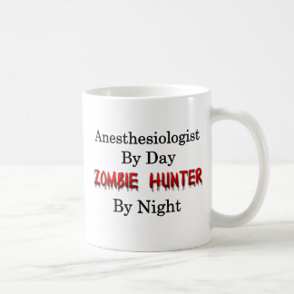 Mug Chasseur d'anesthésiste/zombi