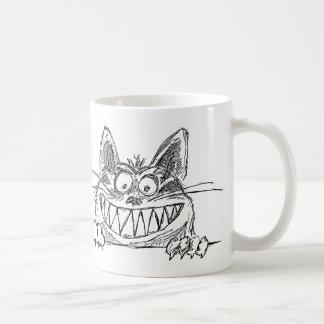 Mug Chat fou et fou