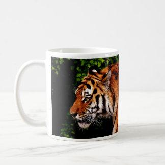 Mug Chat sauvage de tigre adulte