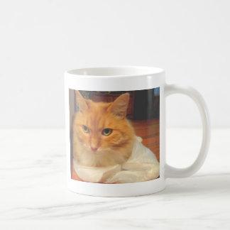 Mug Chat tigré orange