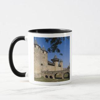 Mug Château de comptes, Carcassonne, l'Aude,