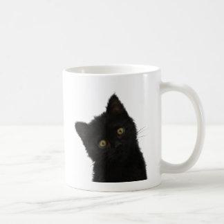 Mug Chaton noir de Luna Bella