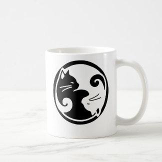 Mug Chats de Yin Yang