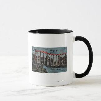 Mug Chattanooga, Tennessee (scène de rivière)