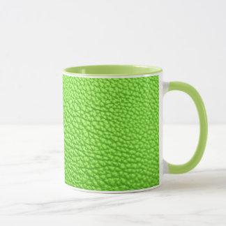 Mug Chaux simili cuir