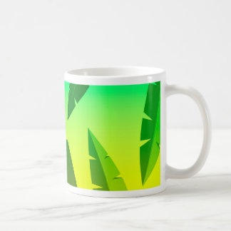 Mug chaux tropicale