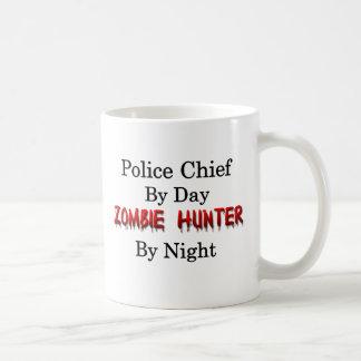 Mug Chef de police/chasseur de zombi