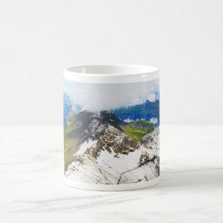 Mug Chemins dans les alpes suisses