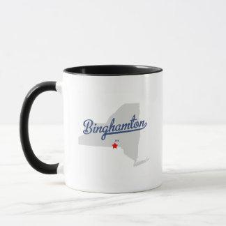 Mug Chemise de Binghamton New York NY