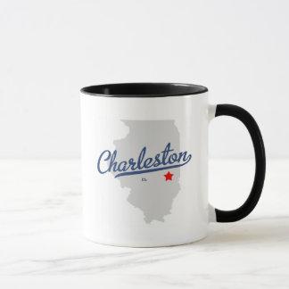 Mug Chemise de Charleston l'Illinois IL
