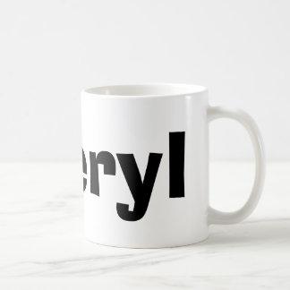 Mug Cheryl