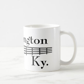 Mug Cheval et barrière de Lexington Kentucky